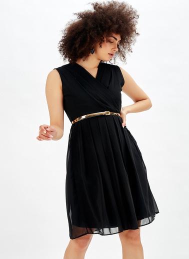 Sense Elbise Siyah
